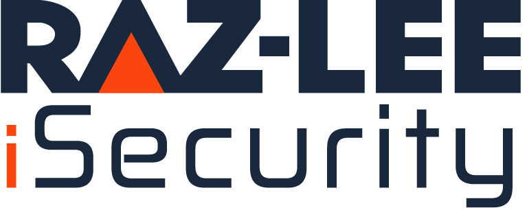 Raz Lee iSecurity Logo Orange 72